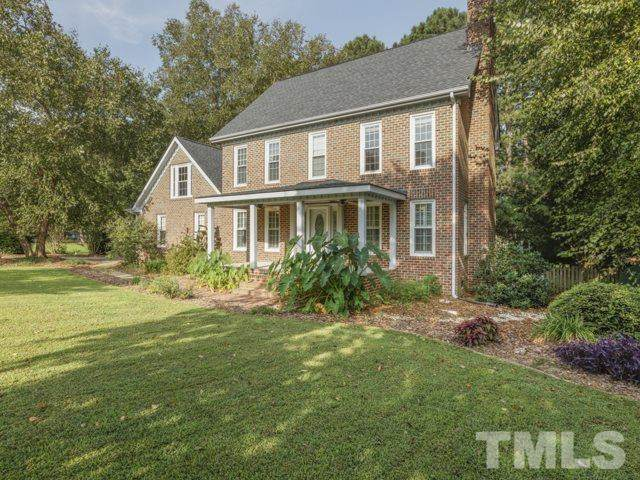 5220 Beckwyck Drive, Fuquay Varina, NC 27526 (#2343288) :: Real Estate By Design