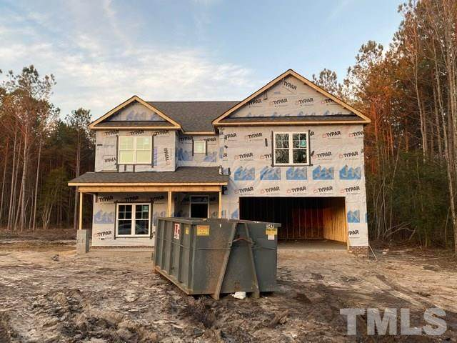 380 Fallingbrook Drive, Kenly, NC 27542 (MLS #2356871) :: On Point Realty