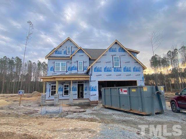 451 Fallingbrook Drive, Kenly, NC 27542 (MLS #2357836) :: On Point Realty
