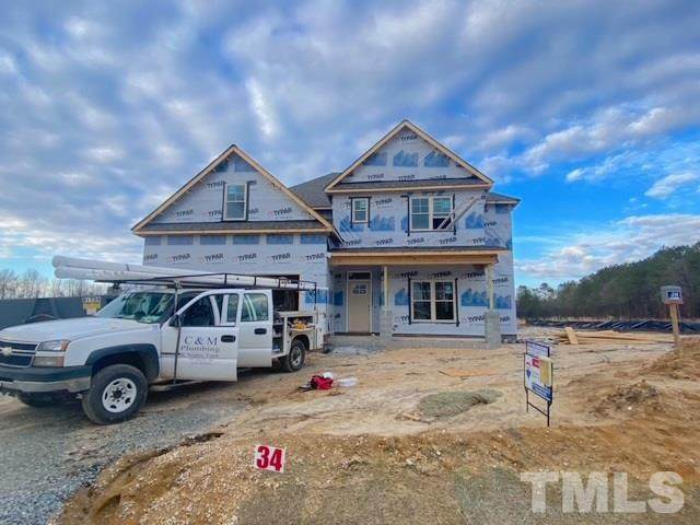 432 Fallingbrook Drive, Kenly, NC 27542 (MLS #2358993) :: On Point Realty