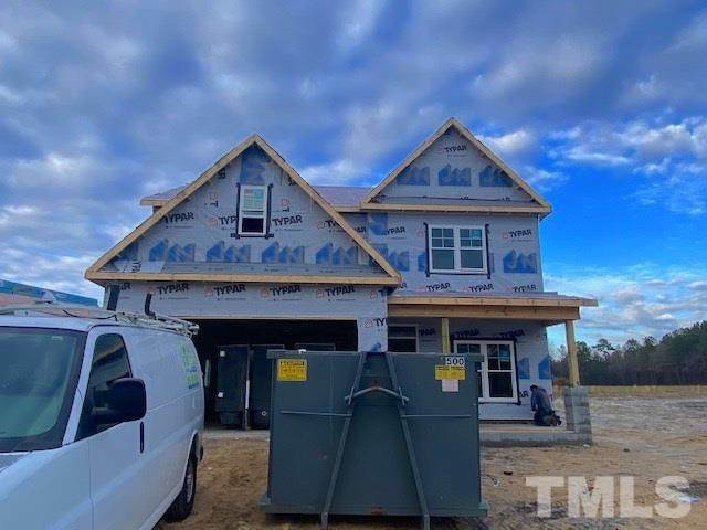 452 Fallingbrook Drive, Kenly, NC 27542 (MLS #2359019) :: On Point Realty