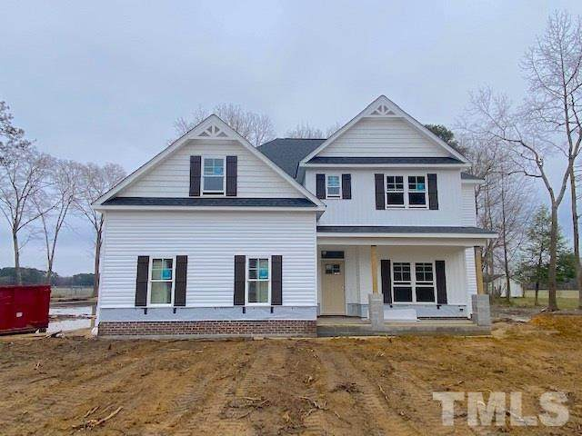 805 Bartlett Road, Pikeville, NC 27863 (#2360646) :: RE/MAX Real Estate Service