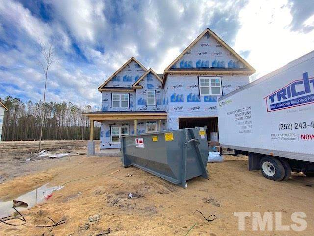471 Fallingbrook Drive, Kenly, NC 27542 (#2363381) :: The Rodney Carroll Team with Hometowne Realty