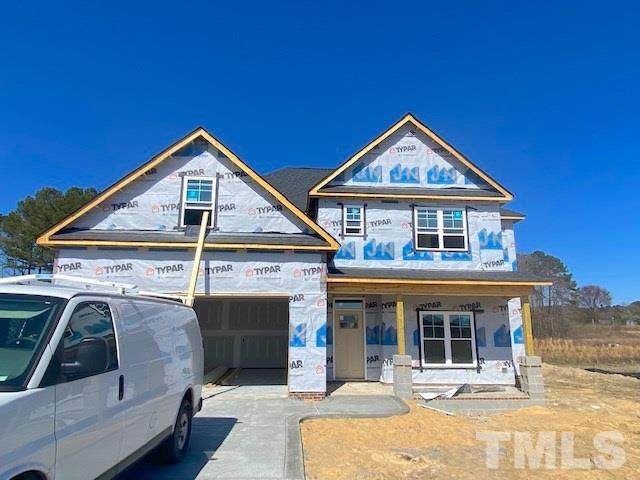 694 Fallingbrook Drive, Kenly, NC 27542 (#2363739) :: Southern Realty Group