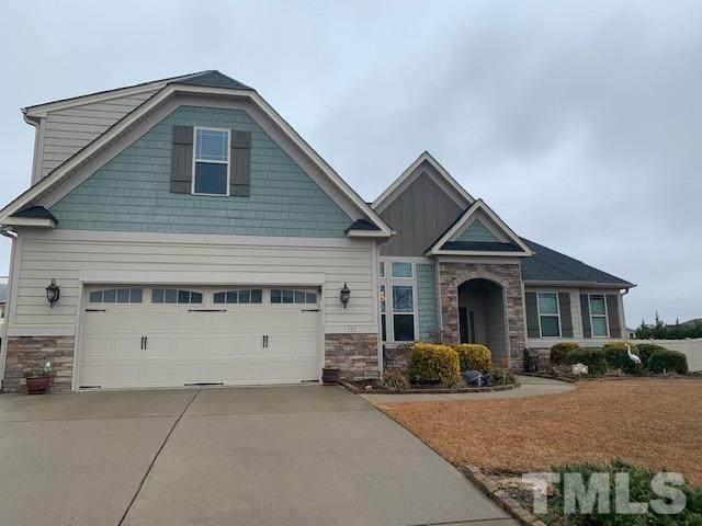 117 Retriever Court, Garner, NC 27529 (#2367658) :: Real Properties