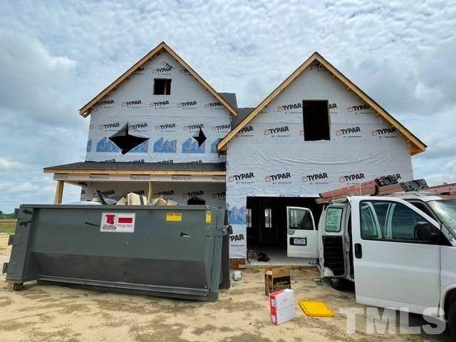104 Auburn Bay Drive, Pikeville, NC 27863 (#2385259) :: Triangle Top Choice Realty, LLC