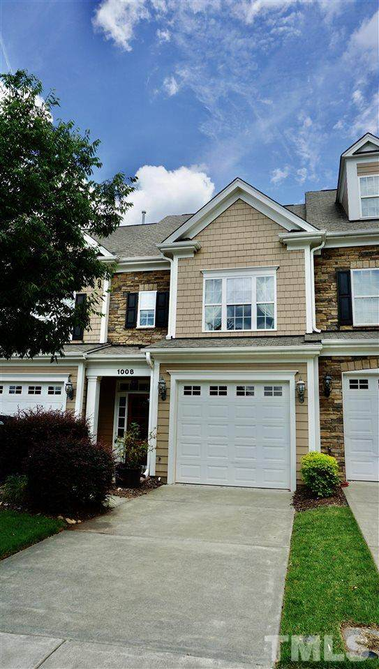 1008 Checkerberry Drive, Morrisville, NC 27560 (#2387328) :: The Perry Group