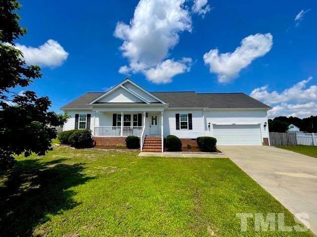 106 Bluecrest Place, Goldsboro, NC 27534 (#2388240) :: Scott Korbin Team