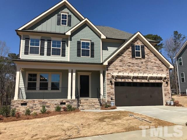 8009 Peachtree Town Lane Lot 27, Knightdale, NC 27545 (#2165882) :: Raleigh Cary Realty