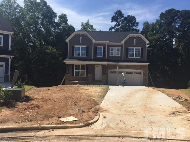 616 Baucom Creek Court Lot 74, Cary, NC 27519 (#2166925) :: The Abshure Realty Group