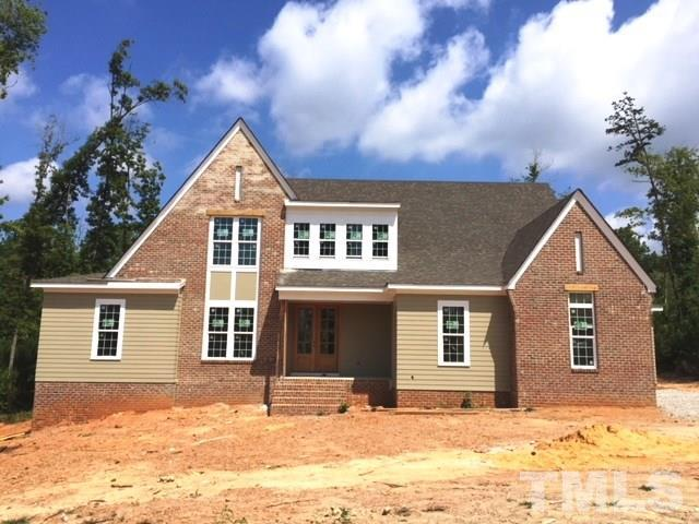 1321 Champion Drive, Wake Forest, NC 27587 (#2167360) :: The Perry Group