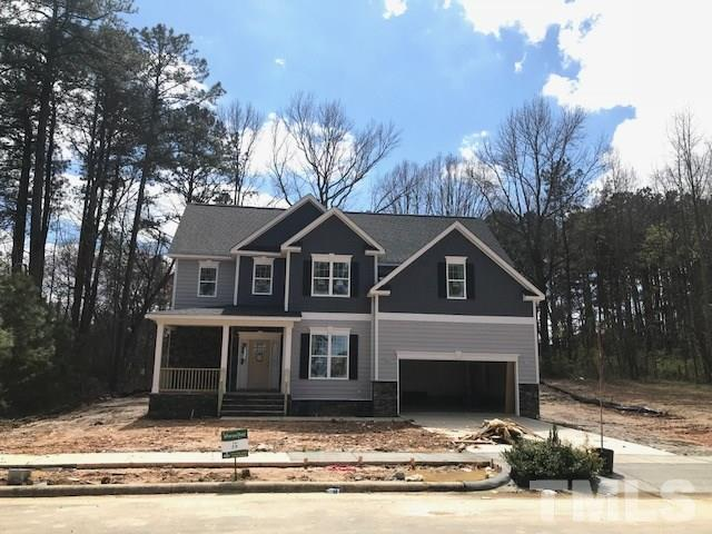 3116 Ginger Lake Court Lot 39, Zebulon, NC 27597 (#2171420) :: Rachel Kendall Team, LLC