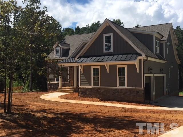 100 Lakes Edge Lane, Pittsboro, NC 27312 (#2181415) :: Rachel Kendall Team