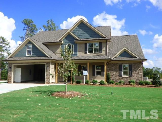 18 Look Drive, Garner, NC 27529 (#2204537) :: Raleigh Cary Realty