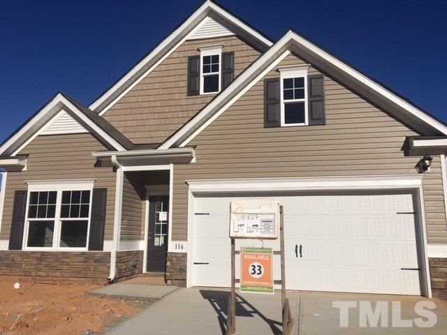 116 Vandora Hills Place #33, Garner, NC 27529 (#2206259) :: The Perry Group