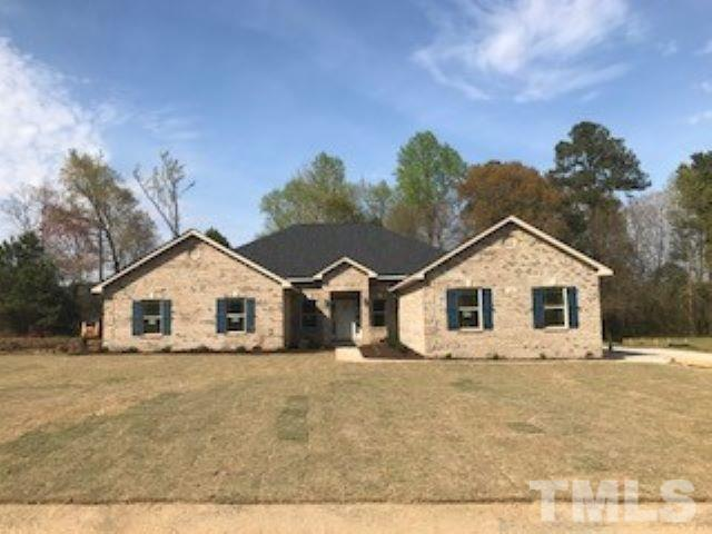 245 Planters Lane Lot 8, Coats, NC 27521 (#2210213) :: Marti Hampton Team - Re/Max One Realty
