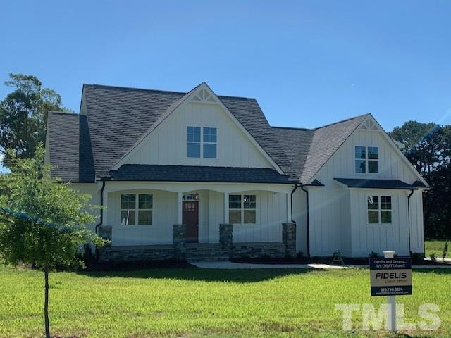 5 Willow Bend Drive, Youngsville, NC 27596 (#2238316) :: Sara Kate Homes