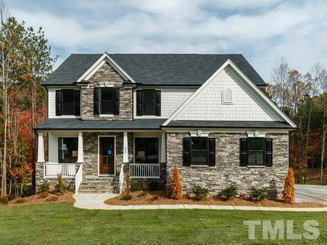 2517 Snyder Lane, Wake Forest, NC 27587 (#2259451) :: The Jim Allen Group