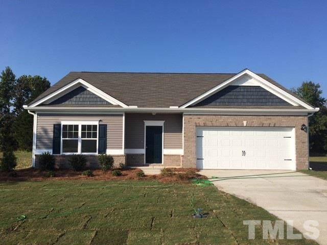 228 Timberline Oak Drive #9, Goldsboro, NC 27534 (#2279121) :: Dogwood Properties
