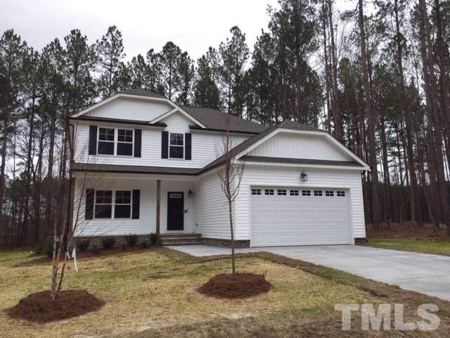 1020 Bourne Street, Knightdale, NC 27545 (#2286095) :: The Jim Allen Group
