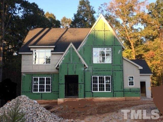 6225 Old Miravalle Court Lot 5, Raleigh, NC 27614 (#2326320) :: Realty World Signature Properties