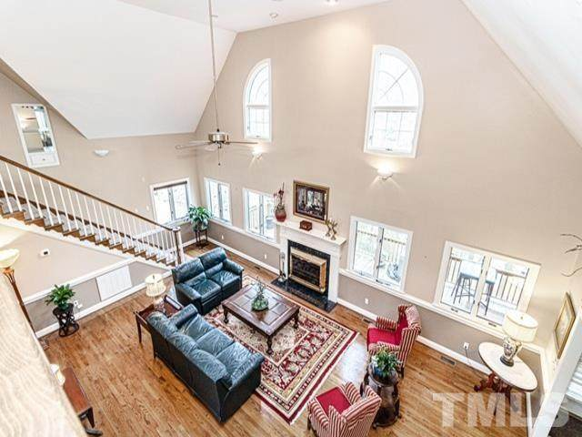 5536 Lochmere Bay Drive, Rocky Mount, NC 27803 (MLS #2376064) :: EXIT Realty Preferred