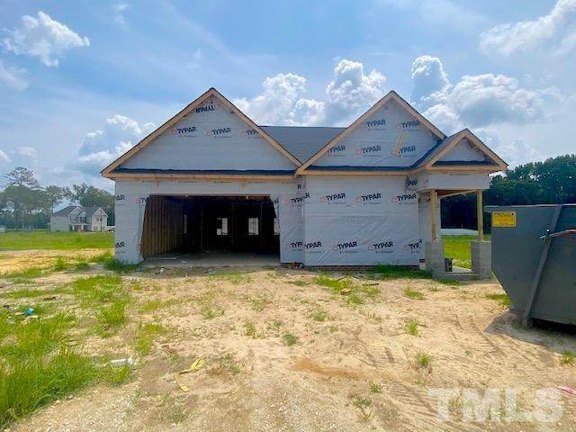116 Auburn Bay Drive, Pikeville, NC 27863 (#2387841) :: Marti Hampton Team brokered by eXp Realty