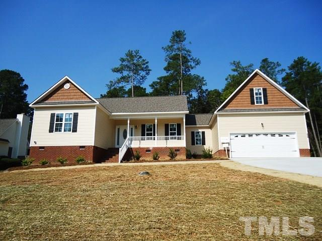 450 Cross Link Drive, Angier, NC 27501 (#2140521) :: The Jim Allen Group