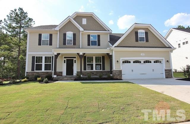 216 Logans Manor Drive, Holly Springs, NC 27540 (#2146319) :: Rachel Kendall Team, LLC