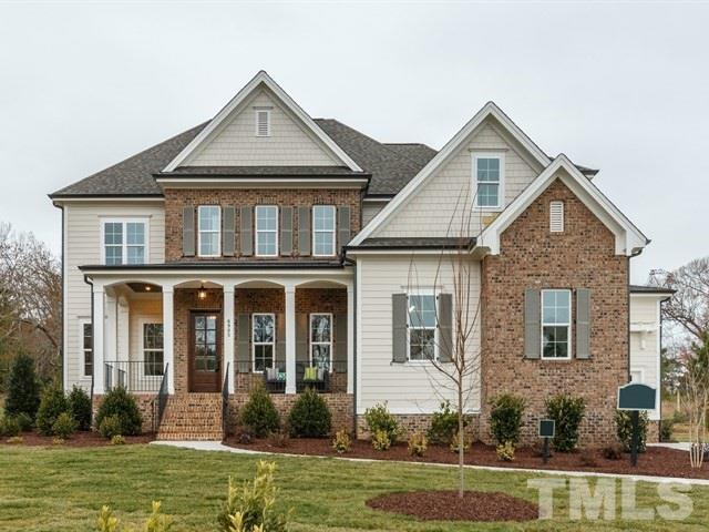 6905 Ray Family Farm Court Lt12, Raleigh, NC 27613 (#2148616) :: The Abshure Realty Group