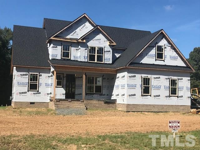 249 LOT #28 Readeland Court, Timberlake, NC 27583 (#2165830) :: M&J Realty Group