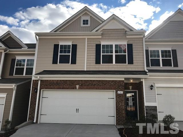 6343 Grace Lily Drive #16, Raleigh, NC 27607 (#2202610) :: Marti Hampton Team - Re/Max One Realty