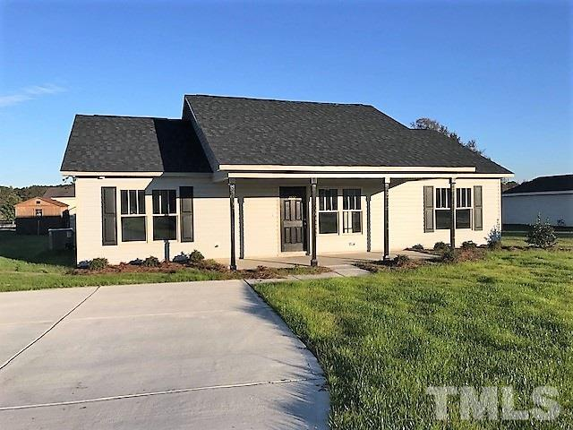 105 Rosewood Court, Kenly, NC 27542 (#2206343) :: The Jim Allen Group
