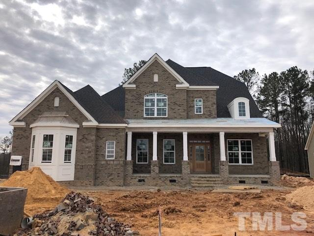 3121 Beechcroft Lane, Apex, NC 27502 (#2217062) :: The Jim Allen Group