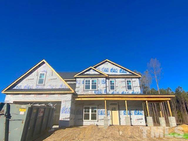 396 Fallingbrook Drive, Kenly, NC 27542 (MLS #2356876) :: On Point Realty