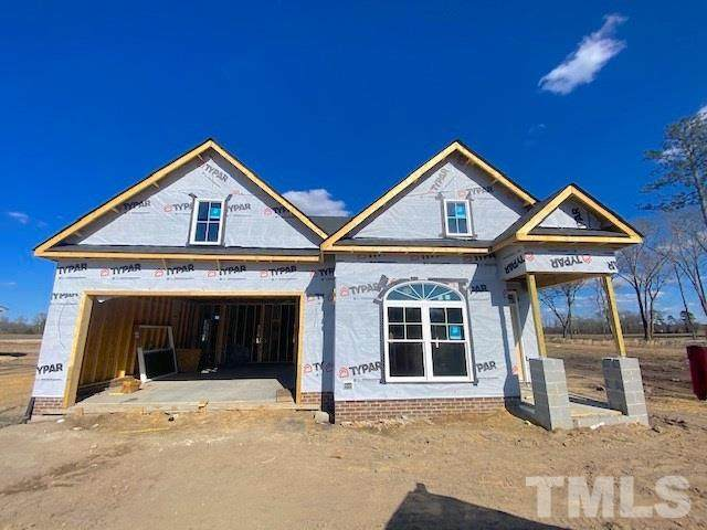 781 NE Bartlett Road, Pikeville, NC 27863 (#2359508) :: Real Estate By Design