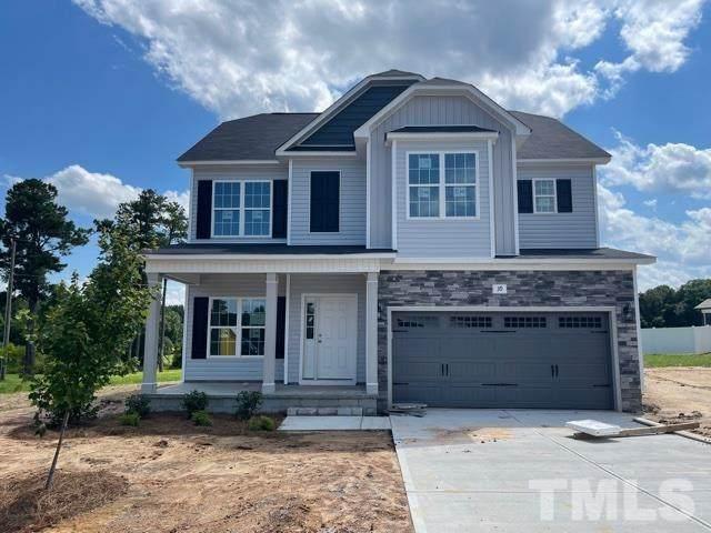 39 Caboose Lane, Clayton, NC 27520 (MLS #2373025) :: EXIT Realty Preferred