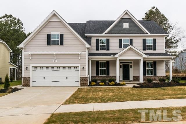 212 Logans Manor Drive, Holly Springs, NC 27540 (#2146103) :: Rachel Kendall Team, LLC