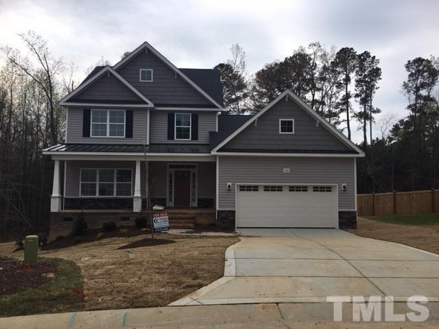 500 Culmore Drive Lot 23, Fuquay Varina, NC 27526 (#2162136) :: Raleigh Cary Realty