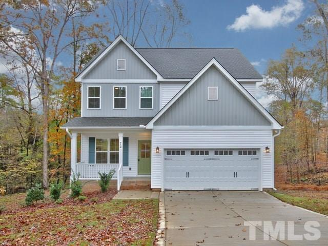 72 Chaparral Trail Lot 14, Garner, NC 27529 (#2177443) :: The Perry Group