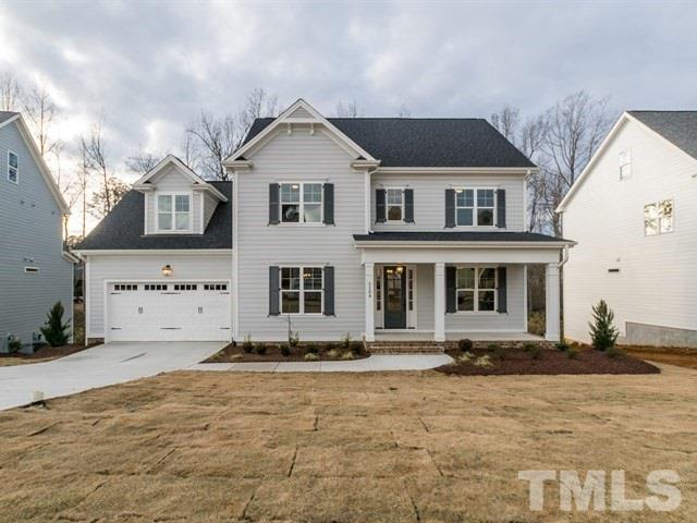 2208 Madison Creek Drive, Apex, NC 27502 (#2198856) :: Rachel Kendall Team