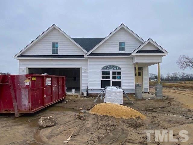 781 NE Bartlett Road, Pikeville, NC 27863 (#2359508) :: RE/MAX Real Estate Service
