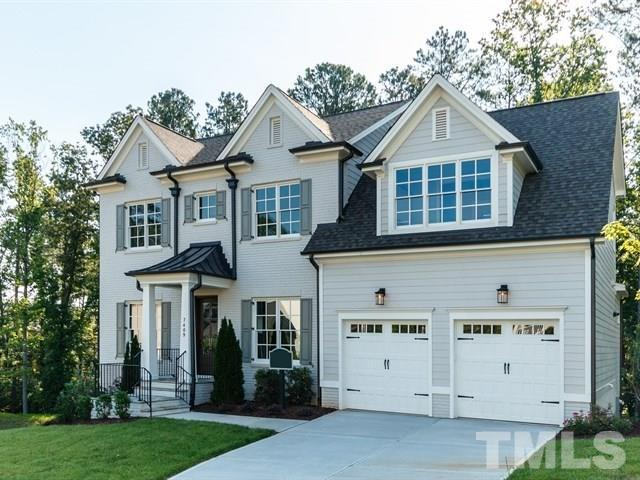7409 Haywood Oaks Drive #8, Raleigh, NC 27613 (#2159337) :: The Jim Allen Group