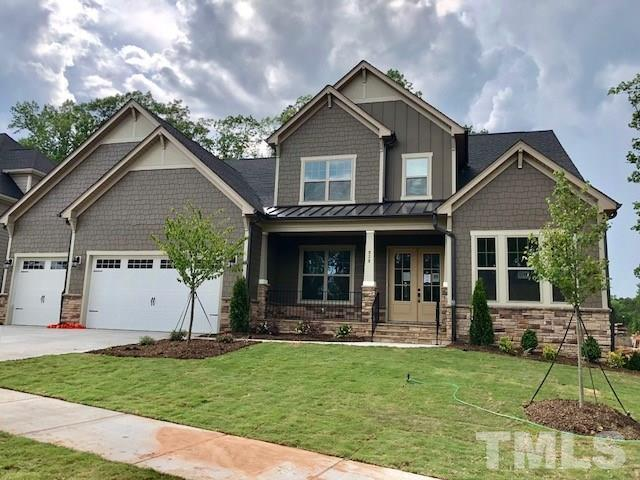 828 Mountain Vista Lane #37, Cary, NC 27519 (#2161817) :: The Abshure Realty Group