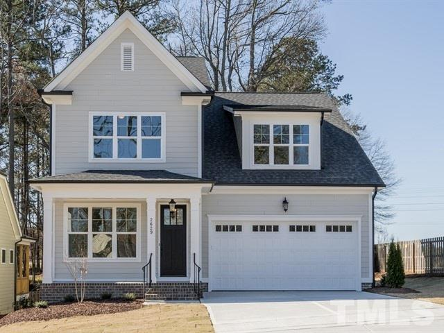 2629 Flora View Court, Apex, NC 27502 (#2220032) :: The Perry Group