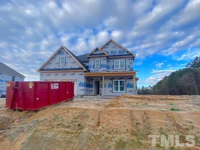 414 Fallingbrook Drive, Kenly, NC 27542 (MLS #2349651) :: On Point Realty