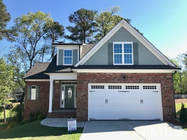 1430 Patriot Points Way Home Site #44, Fuquay Varina, NC 27526 (#2214336) :: The Perry Group