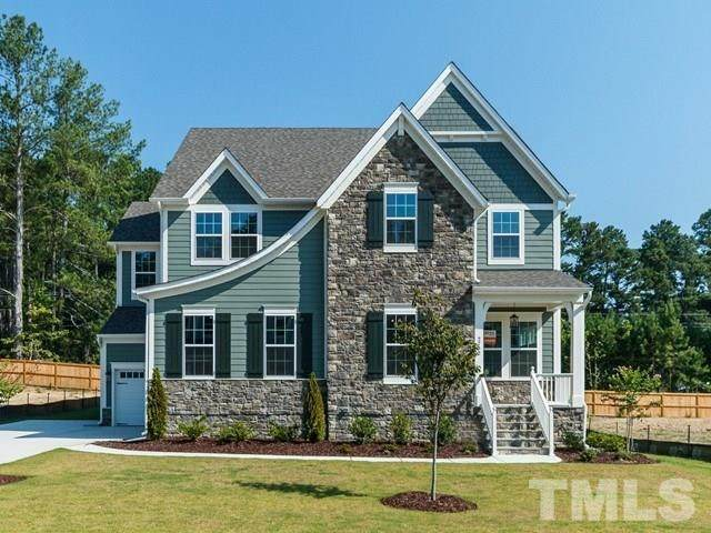 2732 Willow Rock Lane, Apex, NC 27523 (#2284714) :: Realty World Signature Properties