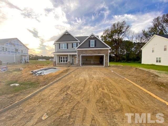 105 Abbington Place, Pikeville, NC 27863 (#2329203) :: Real Estate By Design