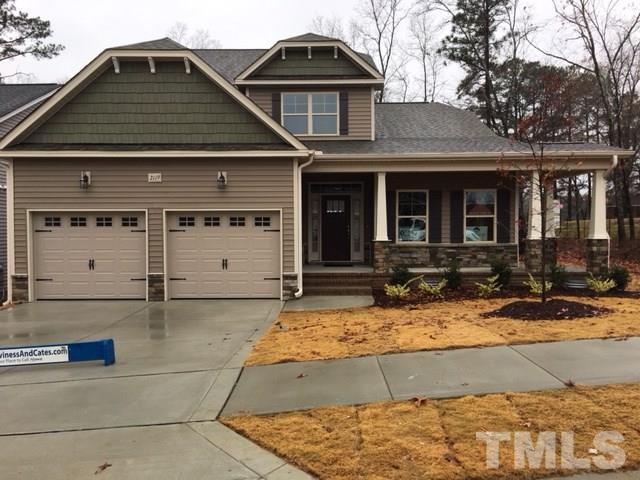 2119 Temple Hills Way Lot 13, Fuquay Varina, NC 27526 (#2137034) :: The Jim Allen Group